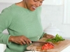Woman-Cooking-veggies