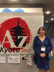 Nancy at ADI meeting Kyoto Japan April 2017