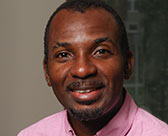 Omonigho Bubu, MD, MPH, research team leader and Professor at Wheaton College